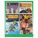 4 Assorted Comics Including Planetary & More