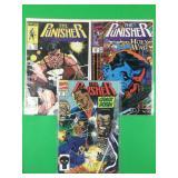 Punisher #21, 30, 61