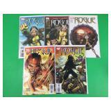 Rogue #7, 9, 10, 11, 12