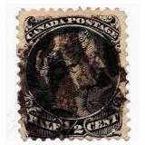 Canada Postage Stamp, 1868
