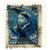 Canada Postage Stamp, 1893