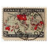 Canada Postage Stamp, 1898