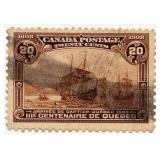 Canada Postage Stamp, 1908