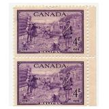 Canada Postage Stamp, 1928-29