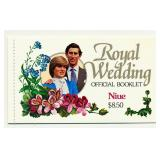 Royal Wedding Offical Booklet Unused