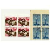 2 Stamp Sheets
