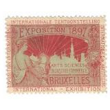 1906 Exposition Stamp