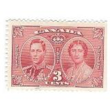 Canada Unused 3 Cent Stamp