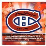 Jean Beliveau Autographed 2005/06 Montreal