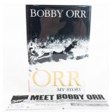Bobby Orr Autographed My Story Book