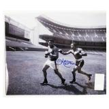 """Ken Norton and Muhammed Ali Autographed 11x14"""""""