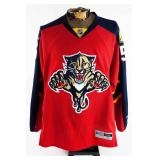 Aaron Ekblad Autographed Florida Panthers J