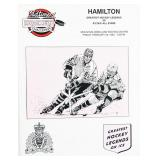 Oldtimers Hockey Challenge 1992 Program