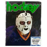 Esso 2000 Unleaded Hockey Magazine Autographed By