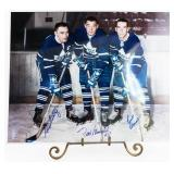 George Armstrong, Frank Mahovlich, Bert