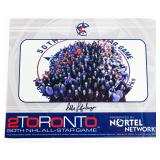 Limited Edition 2000 NHL Toronto All-Star Poster