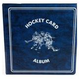 Huge Hockey Card Binder, Includes 2 Complete Sets