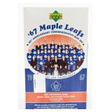 1967 Toronto Maple Leafs Upper Deck 40th
