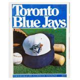 Toronto Blue Jays Scorebook Magazine Volume 1,