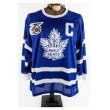 Wendel Clark Autographed Toronto Maple Leafs