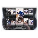 "Johnny Bower Autographed ""Through The Years"""