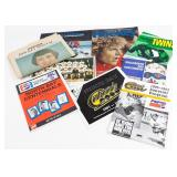 Various Vintage Hockey Bundle! includes