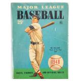 "1948 Major League Baseball ""Facts, Figures, &"