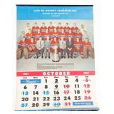 Vintage & Distressed 1957 Montreal Canadians