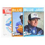 3 Toronto Blue Jays Magazines, Includes 2 Volume