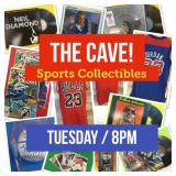 Check out The Cave Auction!
