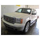 2012 GMC SIERRA SLT 1500 CREW CAB 3GTP2WE76CG16239