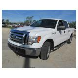 2010 FORD F150 XLT SUPERCREW 4X2 1FTFW1CV4AFC55500