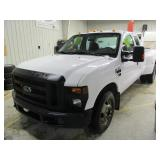 2009 FORD F350 XL EXT CAB 4X2 1FTWX32539EA61925