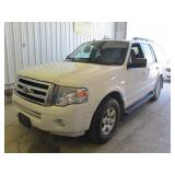 2009 FORD EXPEDITION XLT 7P 4X4 1FMFU16589EB06389