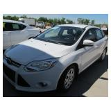 2012 FORD FOCUS SE 1FAHP3F20CL110189