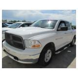 2012 DODGE RAM SLT 1500 CREW CAB 4X 1C6RD7LT0CS278