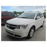 2010 DODGE JOURNEY SXT 5P 3D4PG5FV7AT189098