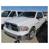 2012 DODGE RAM 1500 1C6RD7LT8CS257028