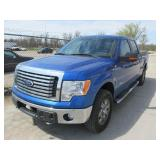 2011 FORD F150 XLT 1FTFW1ET9BFC97514