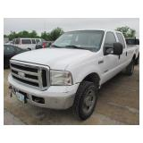 2007 FORD F350 SD 1FTWW31P77EA46458