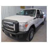 2011 FORD F250 XL CREW CAB 4X4 DIE 1FT7W2BTXBEC991