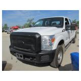 2012 FORD F250 XL CREW CAB 4X4 DIE 1FT7W2BT2CEA516