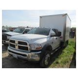 2011 DODGE 5500 3D6WU7CL0BG568917