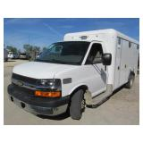 2012 CHEVROLET EXPRESS 3500 CUTAWAY WIT 1GB3G3CG7C