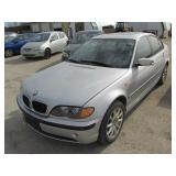 2005 BMW 325 XI 4WD WBAEU33425PF63592