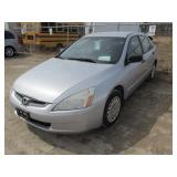 2005 HONDA ACCORD 1HGCM56135A815715