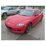 2005 MAZDA RX8 JM1FE173750144265