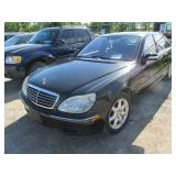 2005 MERCEDES BENZ S430V 4-MATIC WDBNG83J85A455439