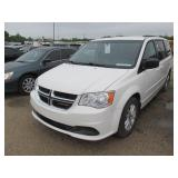 2013 DODGE GRAND CARAVAN 2C4RDGBG4DR570545