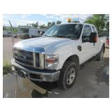 2008 FORD F350 SD 1FTWX31R48ED32168